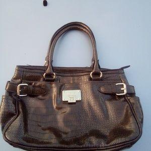 Anne Klein Classic Satchel Handbag